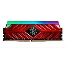MODULO DDR4 8GB 3000MHZ ADATA XPG SPECTRIX D41 RGB RED