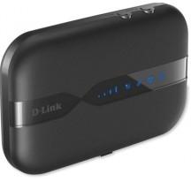 ROUTER PORTATIL D-LINK MIFI 4G/LTE WIFI N300