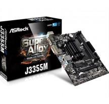 PLACA BASE ASROCK J3355M SOCKET NA CPU INTEL· DESPRECINTADO