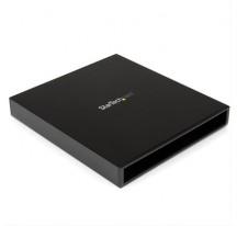 CAJA USB 3.0 PARA UNIDAD ÓPTICA CD DVD SLIM ·