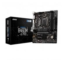 PLACA I3/I5/I7 MSI B460M-A PRO DDR4  SOCKET 1200