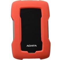 """HD EXTERNO 2.5"""" 1TB ADATA HD330 ROJO USB3.2 GEN1 CARCASA SILICONA-DESPRECINTADO"""