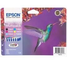 EPSON T080 MULTIPACK·