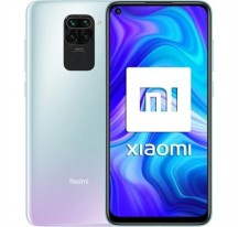 SMARTPHONE XIAOMI REDMI NOTE 9 4G 128GB 4GB RAM DUAL-SIM POLAR WHITE
