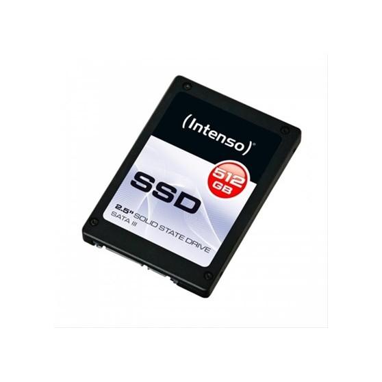 """SSD 2.5"""" 512GB INTENSO R520/W500 MB/s"""