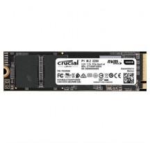 SSD M.2 2280 1TB CRUCIAL P1 NVMe PCIE R2000/W1700 MBps