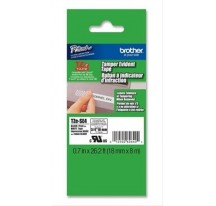BROTHER TAPE/18MM BLACK ON WHITE F P-TOUCH T·