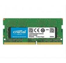 CRUCIAL 4GB DDR4 2666 MT/S PC4-21300 CL19 SR·