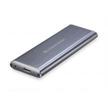 CAJA EXTERNA CONCEPTRONIC SSD M.2 USB 3.1 ALUMINIO