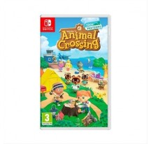 ANIMAL CROSSING: NEW HORIZON NINTENDO SWITCH·