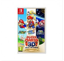 VIDEOJUEGO  NINTENDO SWITCH SUPER MARIO 3D ALL STARS