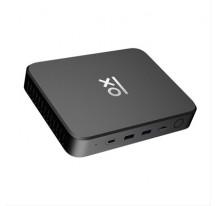 BAREBONE MINI PC PRIMUX IOX N464 N3350 4GB 64GB eMMC W10 PRO (Soporta SSD 2.5 y M.2)