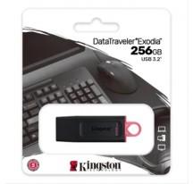 PEN DRIVE 256GB KINGSTON DTX EXODIA USB3.2