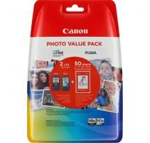 PACK DE CARTUCHOS DE TINTA CANON PVP/PG-540X·