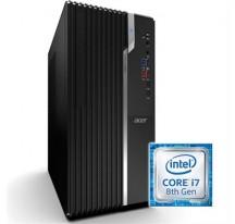 PC ACER VS2660G I7-8700 8GB 1TB W10 PRO-DESPRECINTADO