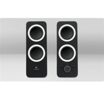ALTAVOCES LOGITECH 2.0 SPEAKERS Z200 NEGRO