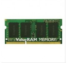MODULO SODIMM DDR3 4GB  1333MHz KINGSTON