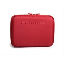 """MALETIN RIGIDO 15.6"""" PRIMUX ROJO"""