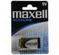 PILA MAXELL 6LR61 9V MN1604 ALKALINE