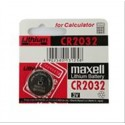 PILA MAXELL CR2032 3V LITHIUM BATTERY