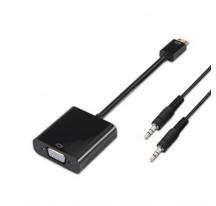 CONVERSOR MINI HDMI A SVGA C/M-SVGA/H+3.5/H 1