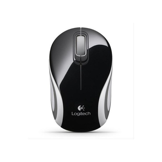 RATON WIRELESS LOGITECH MINI M187 NEGRO