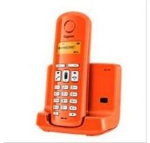 TELEFONO INALAMBRICO GIGASET A120 NARANJA