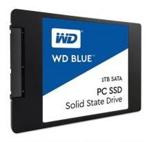 """SSD 2.5"""" 1TB WESTERN DIGITAL BLUE SATA3"""