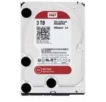 "HD 3.5"" WESTERN DIGITAL 3TB SATA3 64MB E.RED"