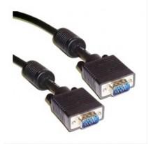 CABLE SVGA, HDB15/M-HDB15/M, 1.8M NANOCABLE
