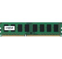 MODULO DDR3L 4GB 1600MHz CRUCIAL CL11 UDIMM