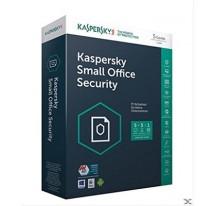 KASPERSKY SMALL OFFICE SECURITY 5.0 SERV+5PCS