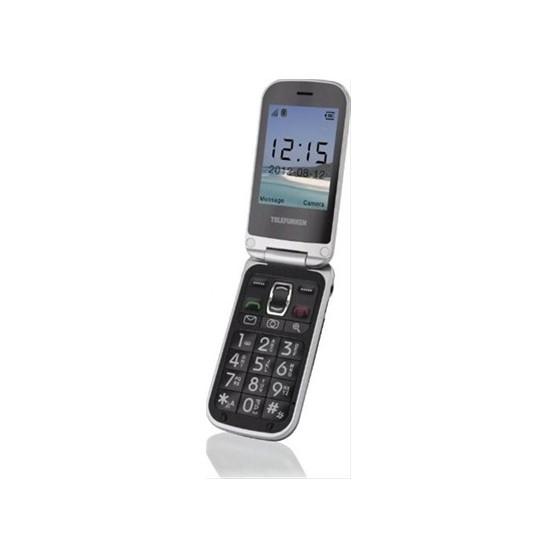 TELEFONO MOVIL TELEFUNKEN COSI TM200BE BLACK CONCHA