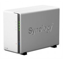 NAS SYNOLOGY 2 BAY DS216SE 2XUSB2.0 BLANCO