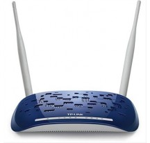 ROUTER WIRELESS 300Mbps ADSL2+4 PUER. TP-LINK