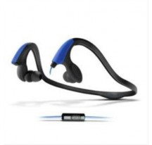 AURICULARES ENERGY RUNNING TWO NEON BLUE MIC