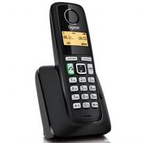 TELEFONO INALAMBRICO GIGASET A220 NEGRO