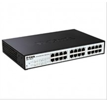 SWITCH D-LINK 24 PUERTOS 10/100/1000MBPS 12 POE