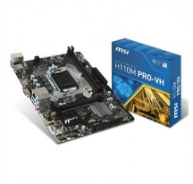 PLACA i3/i5/i7 MSI H110M PRO-VH LGA1151 DDR4