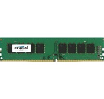 MODULO DDR4 8GB 2400 MHZ 1.2V CL17 CRUCIAL DUAL RANK