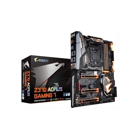 PLACA GIGABYTE AORUS GA-Z370 AURUS GAMING 7 (S.1151) DDR4 Gen8