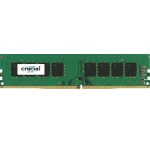 MODULO DDR4 8GB 2133 MHZ CRUCIAL SINGLE RANK