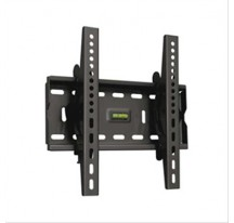 "SOPORTE PARED MONITOR/TV 17""-37"" TOOQ NEGRO"