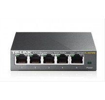 SWITCH 5 PUERTOS GIGABIT EASY SMART TP-LINK
