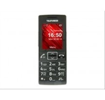 TELEFONO MOVIL TELEFUNKEN COSI TM130 BLACK·