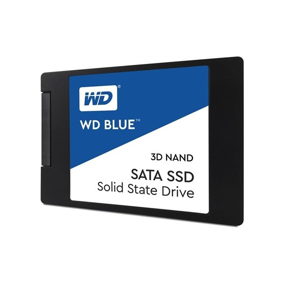 "SSD 2.5"" 250GB WESTERN DIGITAL BLUE SATA3 3D NAND R560/W530 MB/s"