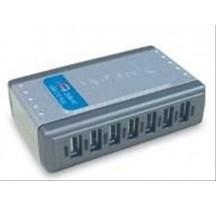 HUB D-LINK USB 2.0 7 PUERTOS DUB-H7
