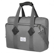 "MALETIN E-VITTA 16"" MESSENGER GREY"