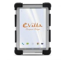 "FUNDA E-VITTA SILICONA TABLET PROTECTOR 9.7-12"" BLACK"