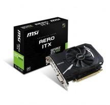 VGA MSI GeForce GTX 1050 AERO ITX 2G OCV1